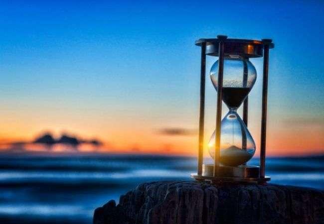 Deine Zeit läuft